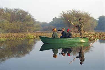 Keoladeo Ghana Bird Sanctuary, Bharatpur, Rajasthan state, India, Asia