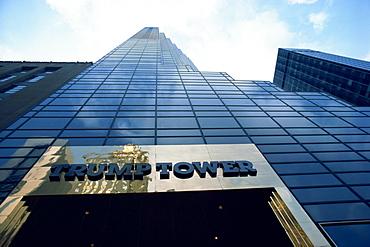 Trump Tower, New York City, New York, United States of America, North America