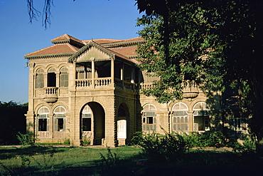 Jinnah's house, Karachi, Pakistan, Asia