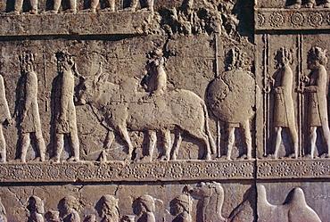 Persepolis, UNESCO World Heritage Site, Iran, Middle East