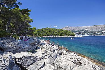 Lokrum Island, Dubrovnik, Dalmatia, Croatia, Europe