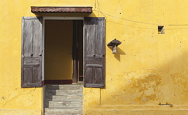 A public toilet, Ancient Town, Hoi An, Vietnam, Indochina, Southeast Asia, Asia