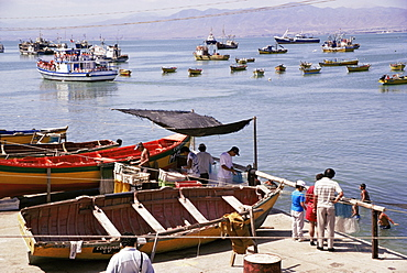 Port, Coquimbo, Norte Chico, Chile, South America