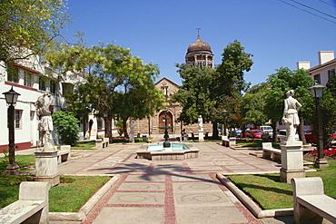 Church of Santo Domingo, La Serena, Norte Chico, Chile, South America