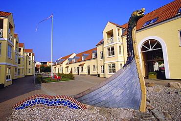Faaborg, Funen, Denmark, Europe