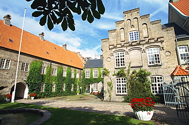 Monastery of the Holy Ghost, dating from 1431, Aalborg, north Jutland, Denmark, Scandinavia, Europe
