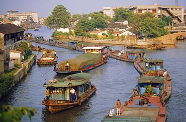 Suzhou, Grand Canal, China