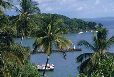 Ile Royale and Devils Island, French Guiana, South America