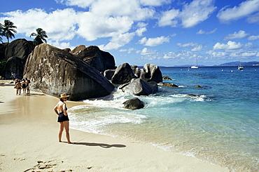 The Baths, Virgin Gorda, Virgin Islands, West Indies, Caribbean, Central America