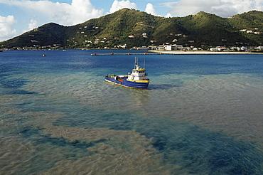 Harbour, Road Town, Tortola, British Virgin Islands, West Indies, Caribbean, Central America