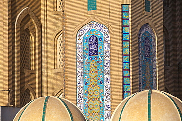 Jalil Khayat Mosque, Erbil, Kurdistan, Iraq, Middle East
