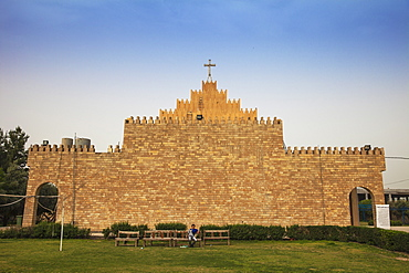 St. Josephs Church, Ankawa, Erbil, Kurdistan, Iraq, Middle East