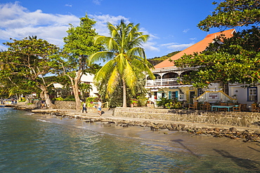 Belmont Walkway, Port Elizabeth, Bequia, The Grenadines, St. Vincent and The Grenadines, West Indies, Caribbean, Central America
