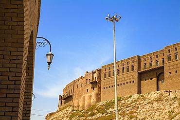 The Citadel, Erbil, Kurdistan, Iraq, Middle East