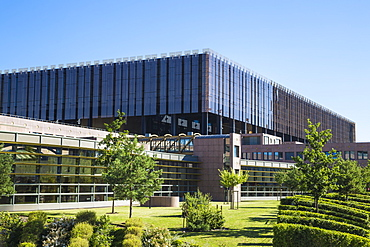 The European Court of Justice, Kirchberg, Luxembourg City, Luxembourg, Europe