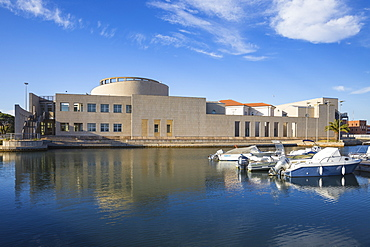 Archaeological Museum, Olbia, Sardinia, Italy, Mediterranean, Europe