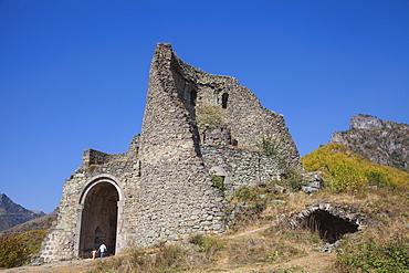 Akhtala Monastery, Akhtala, Lori Province, Armenia, Central Asia, Asia