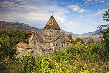 Sanahin Monastery, UNESCO World Heritage Site, Alaverdi, Lori Province, Armenia, Central Asia, Asia