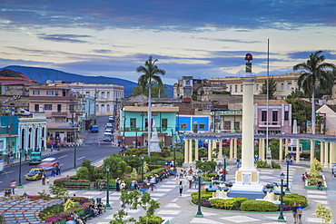 Plaza de Marta, Santiago de Cuba, Santiago de Cuba Province, Cuba, West Indies, Caribbean, Central America