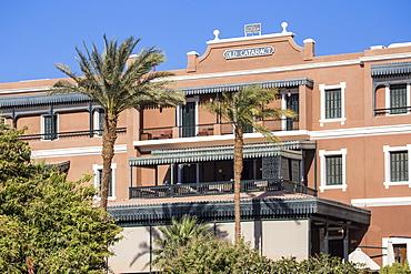 Sofitel Legend Old Cataract Hotel, Aswan, Upper Egypt, Egypt, North Africa, Africa