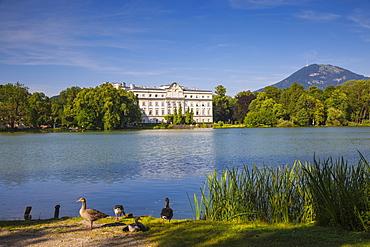 Leopoldskron Palace, Salzburg, Austria, Europe