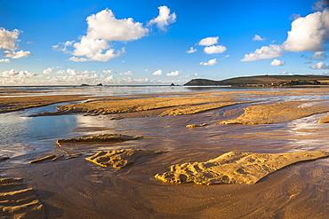Trevose Head and Constantine Bay, Cornwall, England, United Kingdom, Europe