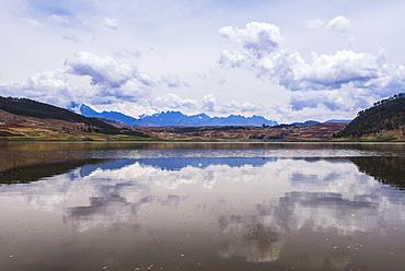Huaypo Lake, Cusco (Cuzco), Peru, South America
