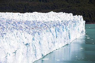 Perito Moreno Glaciar north face, Los Glaciares National Park, UNESCO World Heritage Site, near El Calafate, Patagonia, Argentina, South America