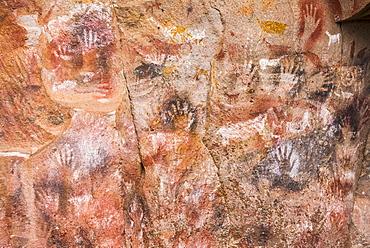 Cueva de las Manos (Cave of hands), Santa Cruz Province, Patagonia, Argentina, South America