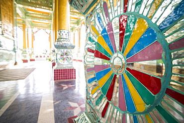 Bawgyo Pagoda, a temple at Hsipaw (Thibaw), Shan State, Myanmar (Burma), Asia