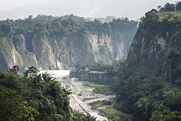 Sianok Grand Canyon (Ngarai Sianok), Bukittinggi, West Sumatra, Indonesia, Southeast Asia, Asia
