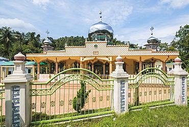Baburrahman Mosque, Pulau Weh Island, Aceh Province, Sumatra, Indonesia, Southeast Asia, Asia