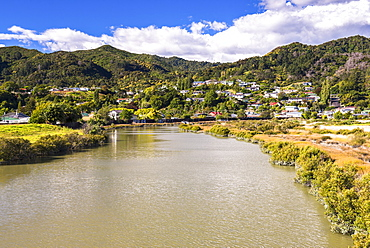 Thames, Coromandel Peninsula, North Island, New Zealand, Pacific