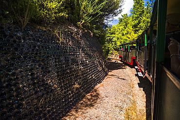 Driving Creek Railway, Coromandel Town, Coromandel Peninsula, North Island, New Zealand, Pacific