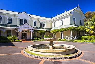 Mission Estate Winery, Napier, Hawkes Bay Region, North Island, New Zealand, Pacific
