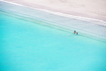 Beautiful beach, Bay of Islands, in the Waikare Inlet near Russell, Northland Region, North Island, New Zealand, Pacific
