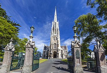 The First Church of Otago in Dunedin, Otago, South Island, New Zealand, Pacific