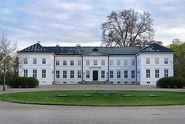 Neuhardenberg castle, Maerkisch-Oderland, Brandenburg, Germany