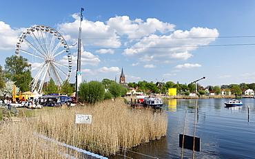 Festival in Werder an der Havel, Land Brandenburg, Germany