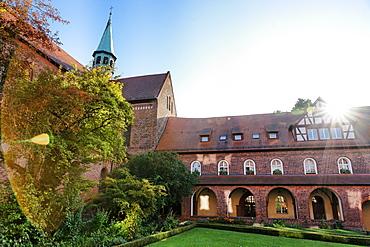 Lehnin abbey, Potsdam-Mittelmark, Brandenburg, Germany