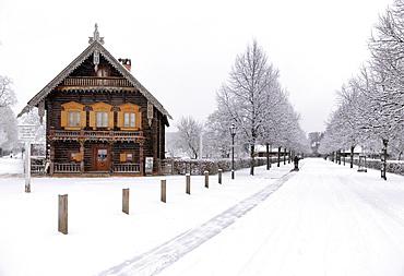 Russian Colony Alexandrovka, Potsdam, Brandenburg, Germany