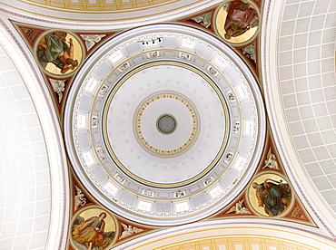 Dome of St. Nicholas Church, Potsdam, Brandenburg, Germany