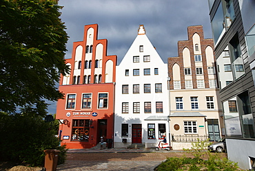 Lagerstrasse, Hanseatic City of Rostock, Mecklenburg-Western Pomerania, Germany