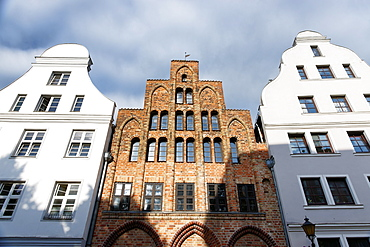 Lager Strasse, Hanseatic City of Rostock, Mecklenburg-Western Pomerania, Germany