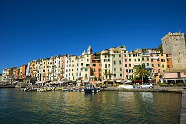 Portovenere, Province of La Spezia, Liguria, Italia