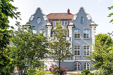 Art Nouveau mansion, Hamburg, Germany