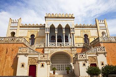 Villa Sticchi in Santa Cesarea Terme, Lecce Province, Apulia, Peninsula Salento, Italy, Europe