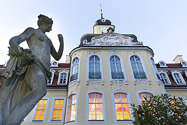 Gohlis Castle, Leipzig, Saxony, Germany