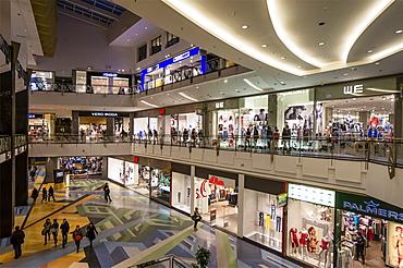 Alexa shopping center, Interior, Berlin, Germany