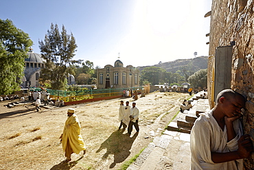 Church of Our Lady Mary of Zion, Axum, Tigray Province, Ethiopia